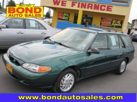 1999 Ford Escort for sale at Bond Auto Sales in St Petersburg FL