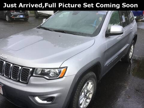 2020 Jeep Grand Cherokee for sale at Royal Moore Custom Finance in Hillsboro OR