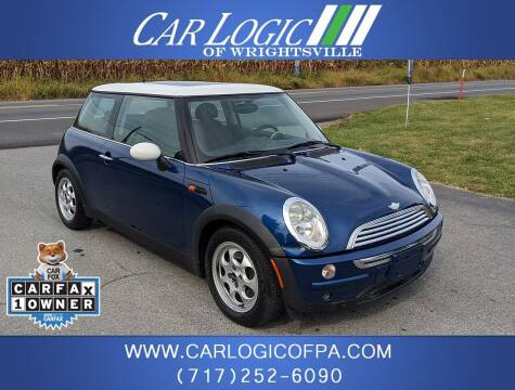 2004 MINI Cooper for sale at Car Logic in Wrightsville PA