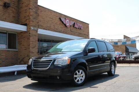 2010 Chrysler Town and Country for sale at JT AUTO in Parma OH