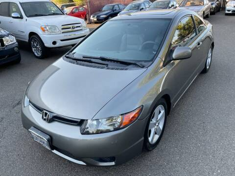 2007 Honda Civic for sale at C. H. Auto Sales in Citrus Heights CA