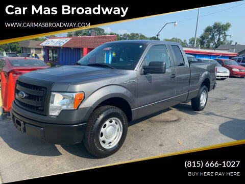 2014 Ford F-150 for sale at Car Mas Broadway in Crest Hill IL