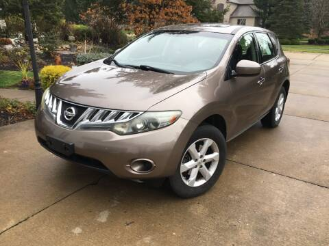 2009 Nissan Murano for sale at Payless Auto Sales LLC in Cleveland OH