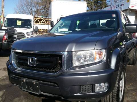 2010 Honda Ridgeline for sale at Drive Deleon in Yonkers NY