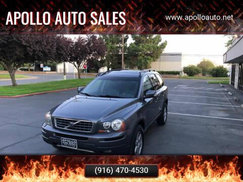 2007 Volvo XC90 for sale at APOLLO AUTO SALES in Sacramento CA
