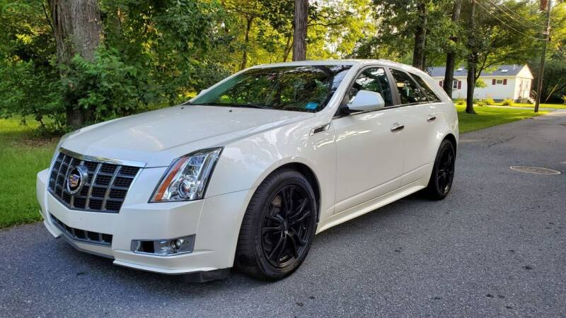 2012 Cadillac CTS for sale at Billycars in Wilmington MA