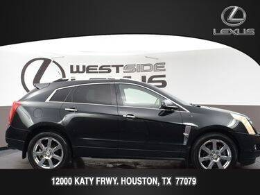 2012 Cadillac SRX for sale at LEXUS in Houston TX