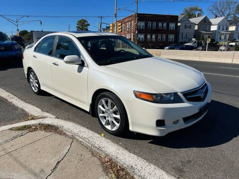 2006 Acura TSX for sale at G1 AUTO SALES II in Elizabeth NJ