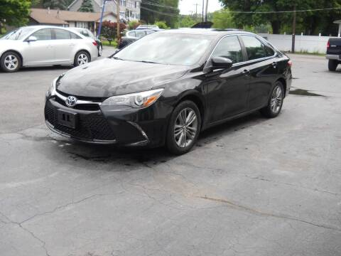 2015 Toyota Camry for sale at Petillo Motors in Old Forge PA