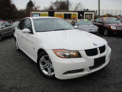 2008 BMW 3 Series for sale at Unlimited Auto Sales Inc. in Mount Sinai NY