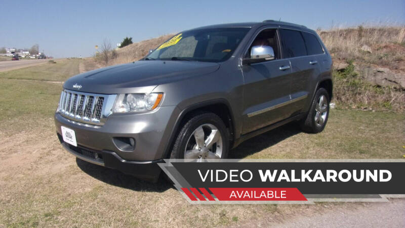 2013 Jeep Grand Cherokee for sale at 6 D's Auto Sales MANNFORD in Mannford OK