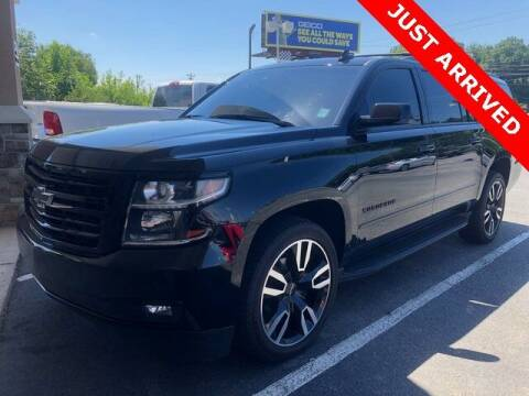 2019 Chevrolet Suburban for sale at Brandon Reeves Auto World in Monroe NC