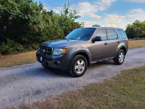 2011 Ford Escape for sale at The Car Shed in Burleson TX