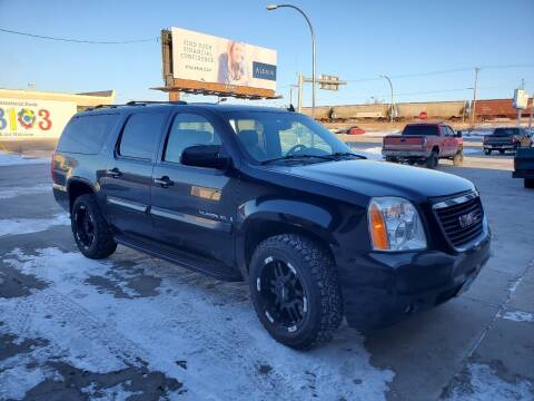 2007 GMC Yukon XL for sale at GOOD NEWS AUTO SALES in Fargo ND