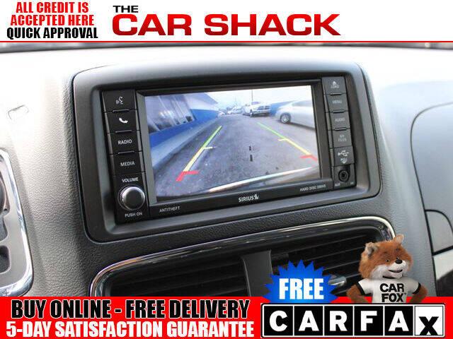 2016 Dodge Grand Caravan for sale at The Car Shack in Hialeah FL