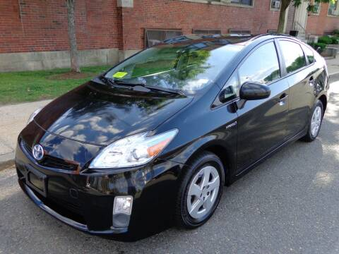 2011 Toyota Prius for sale at Broadway Auto Sales in Somerville MA