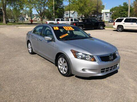2010 Honda Accord for sale at RPM Motor Company in Waterloo IA