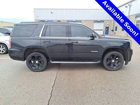 2015 GMC Yukon for sale at LENZ TRUCK CENTER in Fond Du Lac WI