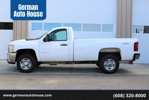 2014 Chevrolet Silverado 2500HD for sale at German Auto House in Fitchburg WI