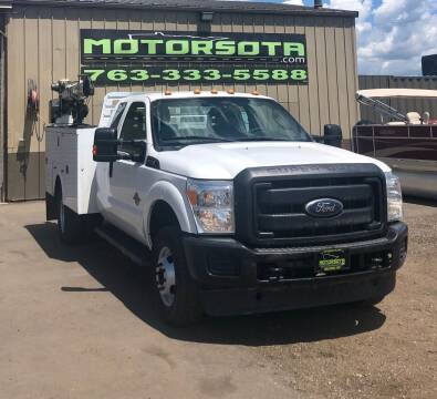 2014 Ford F-350 Super Duty for sale at Motorsota in Becker MN