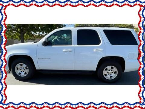 2009 Chevrolet Tahoe for sale at American Auto Depot in Modesto CA