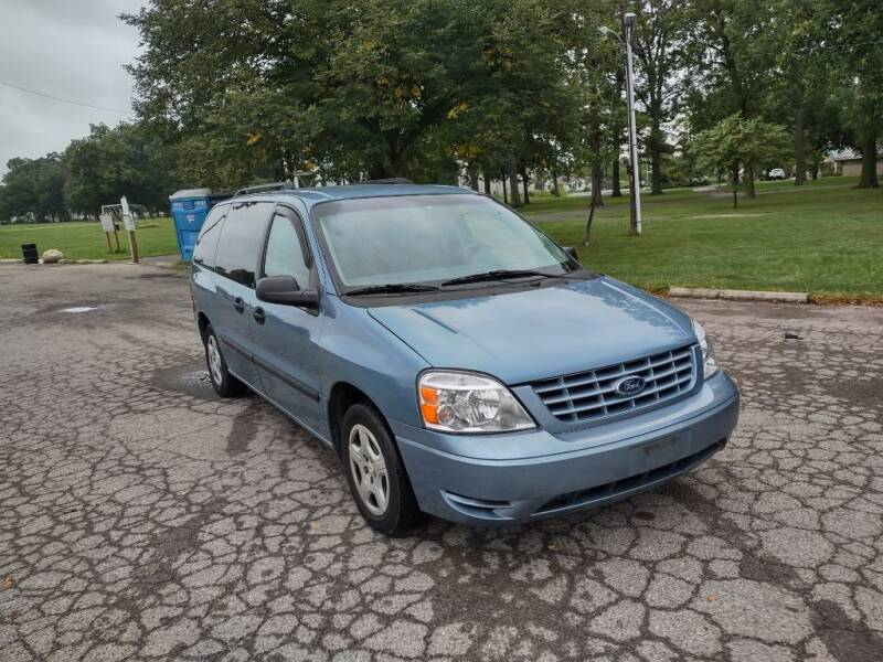 2007 Ford Freestar for sale at Flag Motors in Columbus OH