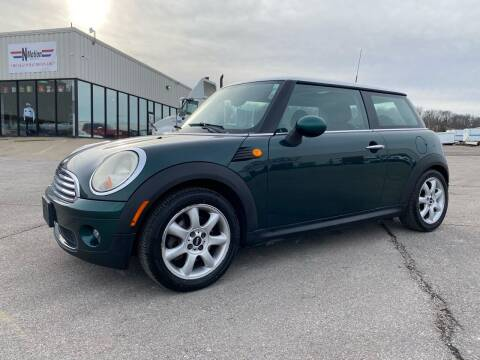 2007 MINI Cooper for sale at N Motion Sales LLC in Odessa MO