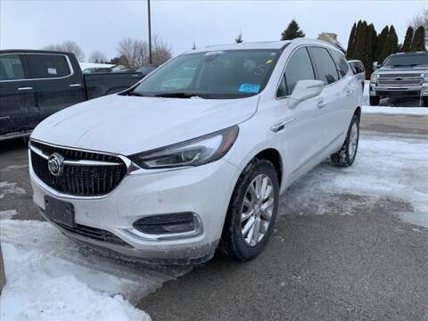 2018 Buick Enclave for sale at Meyer Motors in Plymouth WI