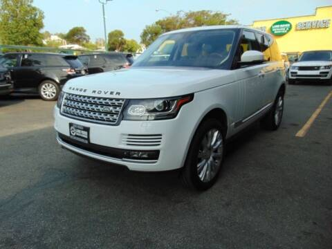 2014 Land Rover Range Rover for sale at Santa Monica Suvs in Santa Monica CA