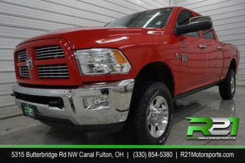 2011 RAM Ram Pickup 2500 for sale at Route 21 Auto Sales in Canal Fulton OH