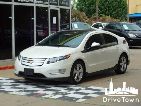 2011 Chevrolet Volt for sale at Drive Town in Houston TX