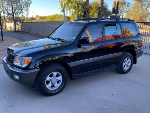 1999 Toyota Land Cruiser for sale at Autodealz in Tempe AZ