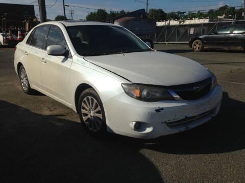 2009 Subaru Impreza for sale at ASAP Car Parts in Charlotte NC