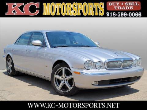 2006 Jaguar XJ-Series for sale at KC MOTORSPORTS in Tulsa OK