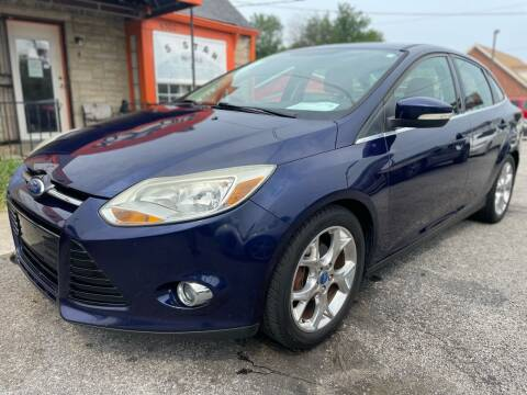 2012 Ford Focus for sale at 5 STAR MOTORS 1 & 2 in Louisville KY