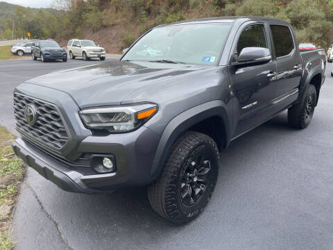 2020 Toyota Tacoma for sale at Turner's Inc in Weston WV