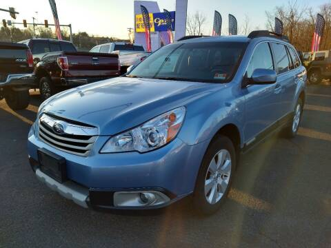 2012 Subaru Outback for sale at P J McCafferty Inc in Langhorne PA