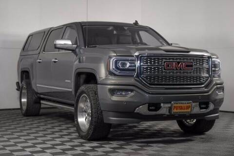 2018 GMC Sierra 1500 for sale at Washington Auto Credit in Puyallup WA