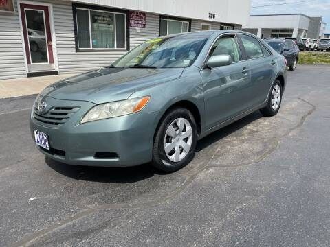 2008 Toyota Camry for sale at Shermans Auto Sales in Webster NY
