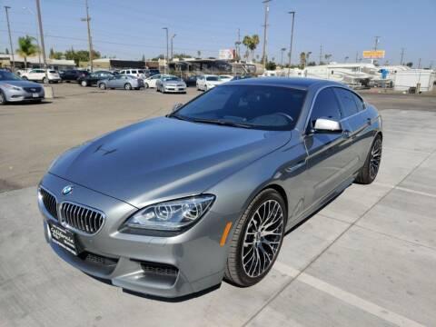 2013 BMW 6 Series for sale at California Motors in Lodi CA