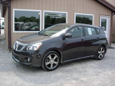 2009 Pontiac Vibe for sale at Greg Vallett Auto Sales in Steeleville IL