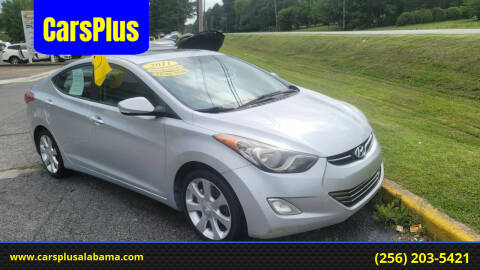 2011 Hyundai Elantra for sale at CarsPlus in Scottsboro AL
