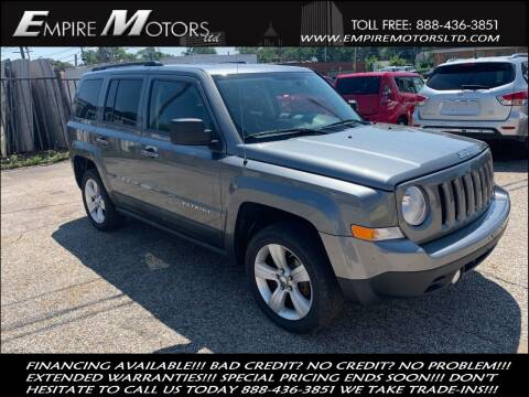 2011 Jeep Patriot for sale at Empire Motors LTD in Cleveland OH