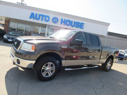 2007 Ford F-150 for sale at Auto House Motors in Downers Grove IL