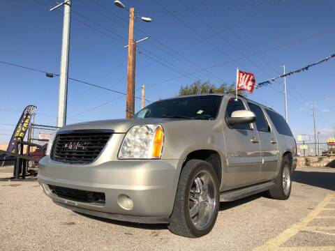 2007 GMC Yukon XL for sale at Eastside Auto Sales in El Paso TX