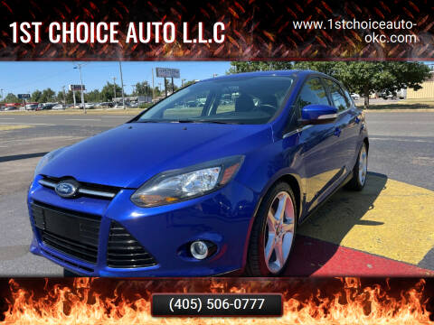 2013 Ford Focus for sale at 1st Choice Auto L.L.C in Oklahoma City OK