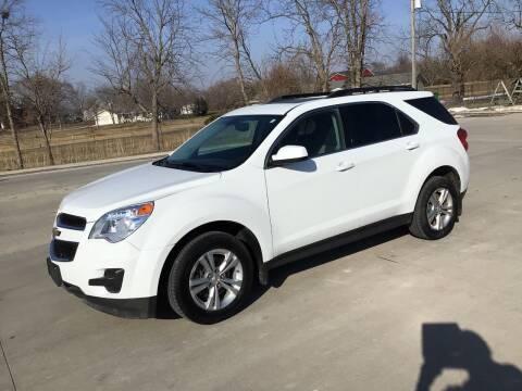 2011 Chevrolet Equinox for sale at Bam Motors in Dallas Center IA