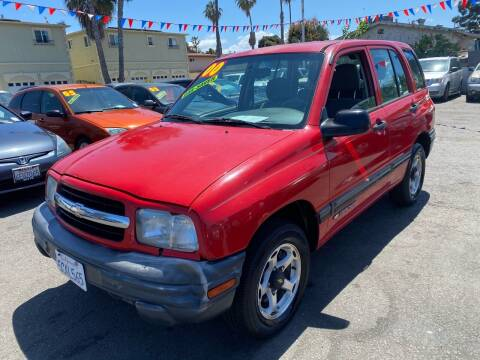 2000 Chevrolet Tracker for sale at North County Auto in Oceanside CA