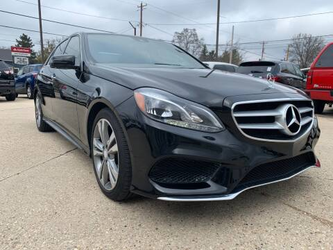2014 Mercedes-Benz E-Class for sale at Auto Gallery LLC in Burlington WI