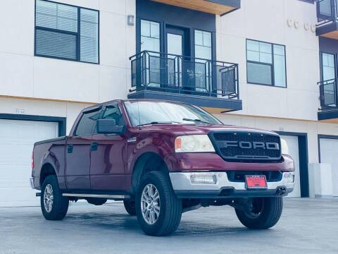 2004 Ford F-150 for sale at Avanesyan Motors in Orem UT